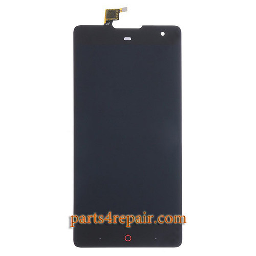 Complete Screen Assembly for ZTE Nubia Z7 Max NX505J from www.parts4repair.com