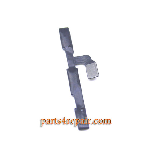 Volume Flex Cable for Huawei P8 from www.parts4repair.com