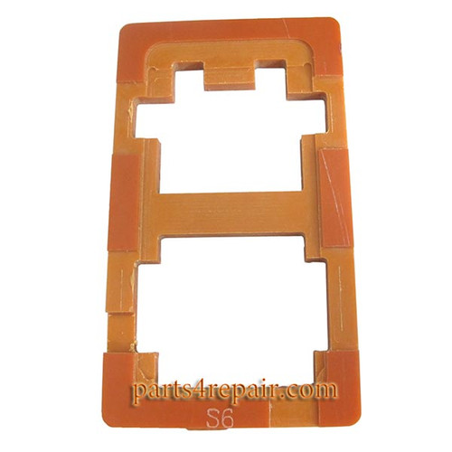 UV Glue (LOCA) Alignment Mould for Samsung Galaxy S6 LCD Glass from www.parts4repair.com
