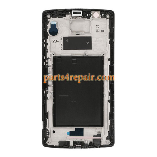 We can offer Front Housing Cover for LG G4 H815