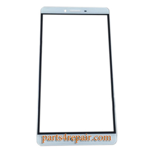 Front Glass for Oppo R7 Plus -White