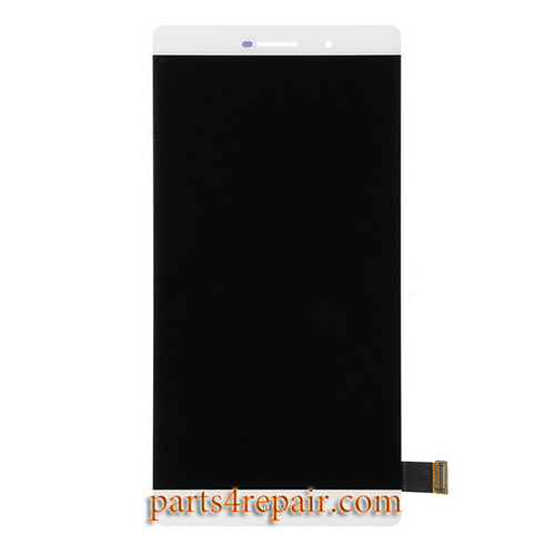 Complete Screen Assembly for Huawei P8 Max -White