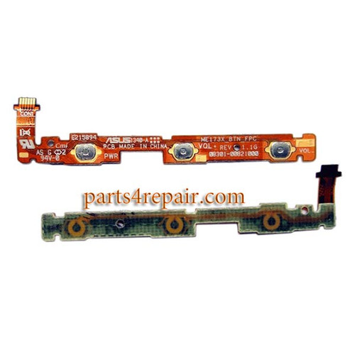 Power Flex Cable for Asus Memo Pad HD7 ME173X from www.parts4repair.com