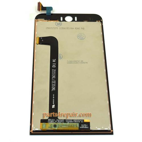 We can offer Asus Zenfone Selfie ZD551KL ZD550KL LCD + Digitizer