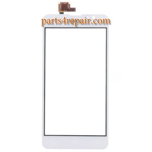 Touch Screen Digitizer for LG Optimus F5 P875 -White