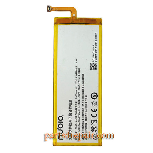Built-in Battery for ZTE Nubia Z9 mini NX511J