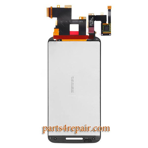 Complete Screen Assembly for Motorola Moto X Style XT1572 XT1575 -Black