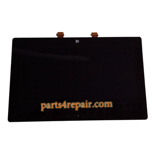 Complete Screen Assembly for Microsoft Surface 2