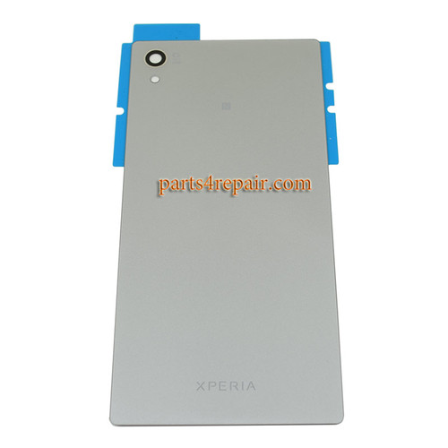 Back Cover OEM for Sony Xperia Z5 E6653 -White