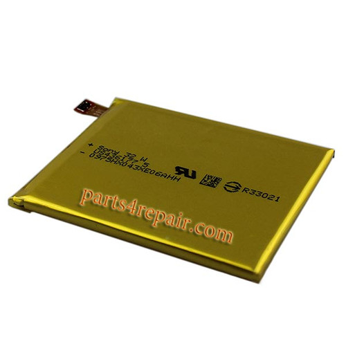 We can offer Built-in Battery 2930mAh for Sony Xperia Z4 (Xperia Z3+)
