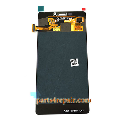 Complete Screen Assembly for Gionee Elife S7 GN9006 -White
