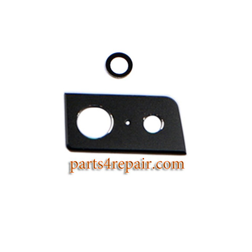 Camera Cover & Camera Lens for Gionee Elife S5.5 from www.parts4repair.com