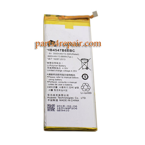 Built-in Battery for Huawei Ascend GX1 -Used
