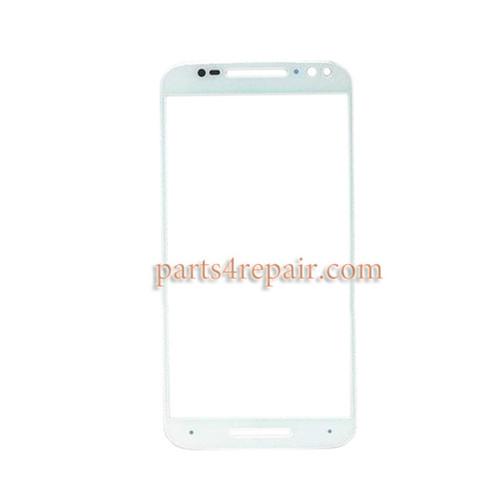 "Front Glass OEM for Motorola Moto X Style XT1572 XT1575 5.7"" -White"