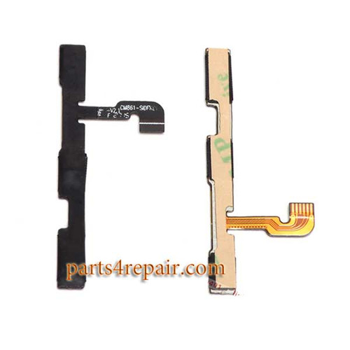 Power Flex Cable for Xiaomi Redmi Note 2 from www.parts4repair.com