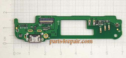Dock Charging PCB Board for HTC Desire 826 Dual SIM from www.parts4repair.com