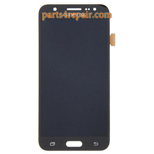 Complete Screen Assembly for Samsung Galaxy J7 All Versions -Black