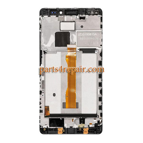 Huawei Mate S LCD + Digitizer Assembly