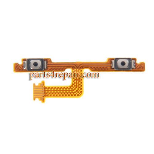 Volume Flex Cable for Meizu MX4 from www.parts4repair.com