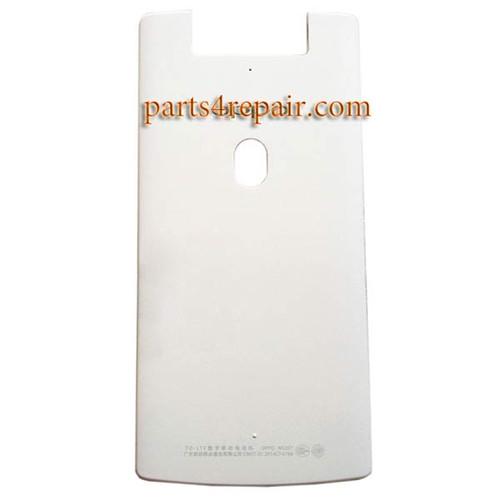 Back Cover for Oppo N3 -White