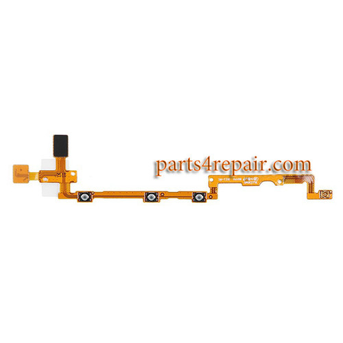 Side Key Flex Cable for Samsung Galaxy Tab 3 8.0 T310 T311 T315