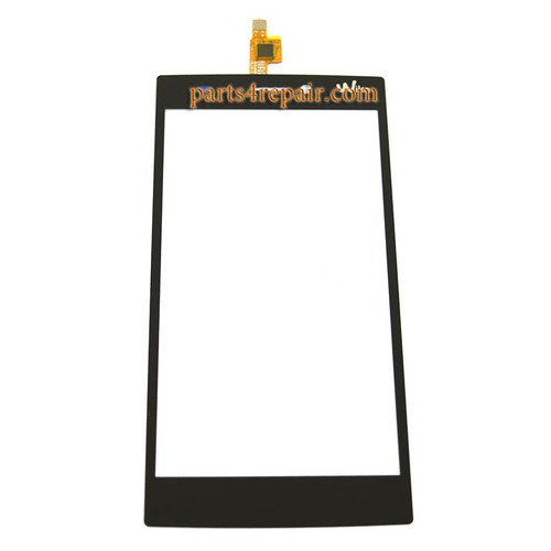 Touch Screen Digitizer for Wiko Ridge 4G from www.parts4repair.com