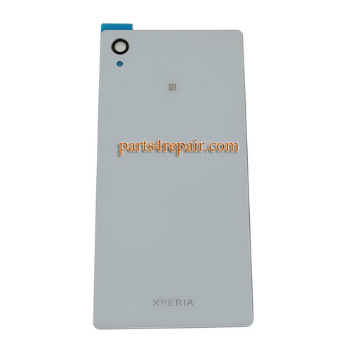 Back Cover OEM for Sony Xperia M4 Aqua -White