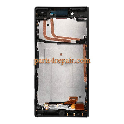 We can offer Sony Xperia Z5 LCD Screen and Digitizer Assembly
