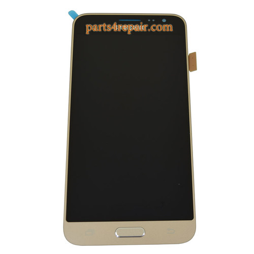 Complete Screen Assembly for Samsung Galaxy J3 2016 from www.parts4repair.com