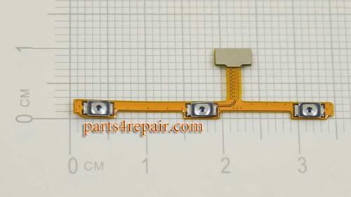 Power Flex Cable for Meizu M2 Note 5.5""