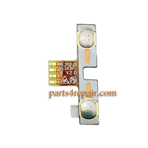 Volume Flex Cable for ZTE Redbull V5 V9180