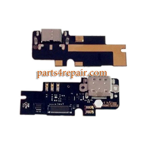 Dock Charging PCB Board for Xiaomi Mi 4c from www.parts4repair.com