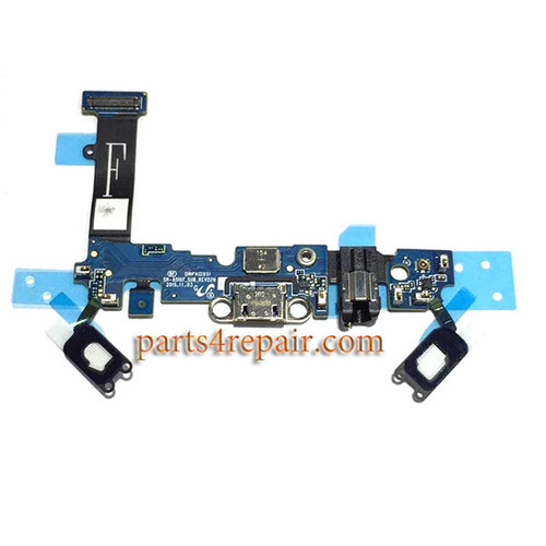 Dock Charging Flex Cable for Samsung Galaxy A5 (2016) A510F from www.parts4repair.com