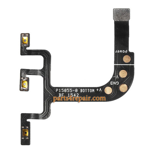 Side Key Flex Cable Replacement for OnePlus X