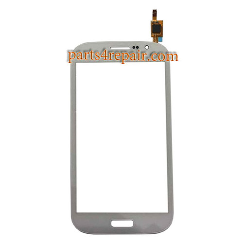 Touch Screen Digitizer for Samsung Galaxy Grand Neo Plus i9060i (Refurbished) -White
