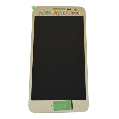 Complete Screen Assembly for Samsung Galaxy A3 SM-A300 -Gold