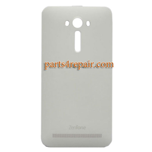 Back Cover for Asus Zenfone 2 Laser ZE550KL -White