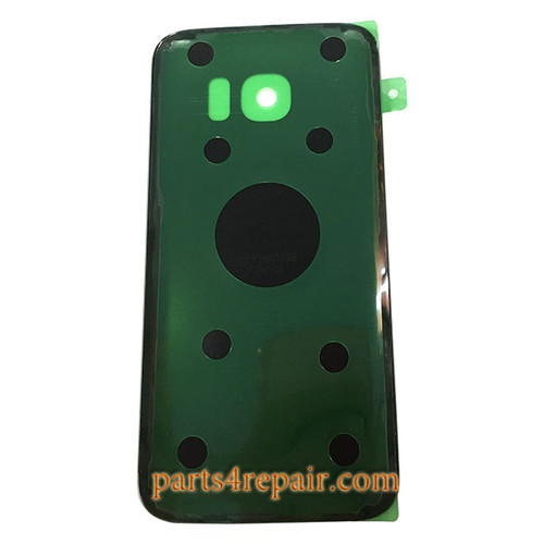 Battery Glass Cover with Adhesive for Samsung Galaxy S7