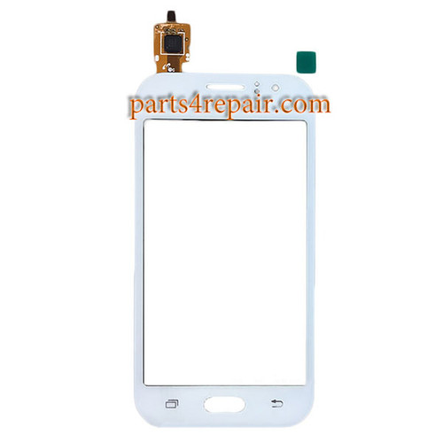 Touch Screen Digitizer for Samsung Galaxy J1 Ace -White