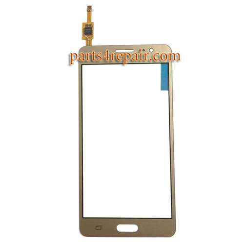 Touch Screen Digitizer for Samsung Galaxy On5 -Gold