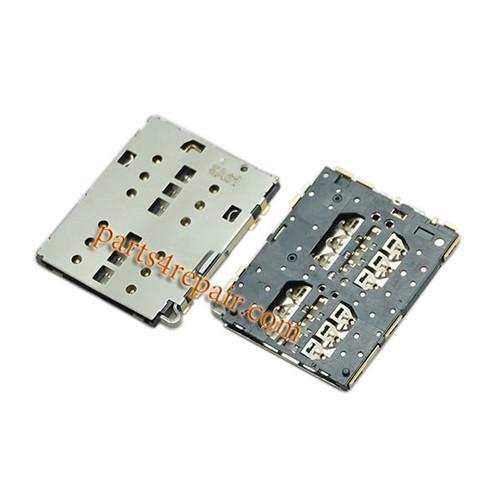 SIM Card Reader for Huawei Nexus 6P from www.parts4repair.com