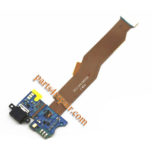 Dock Charging Flex Cable for Xiaomi Mi 5 from www.parts4repair.com