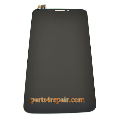LCD Screen and Touch Screen Assembly for Alcatel One Touch Hero 8020