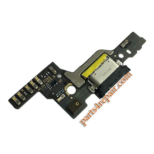Dock Charging PCB Board for Huawei P9 from www.parts4repair.com