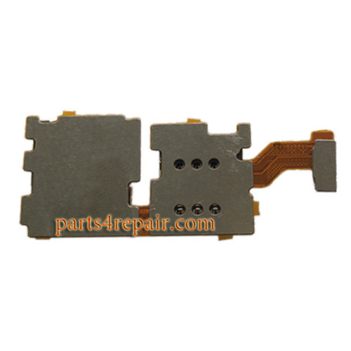 HTC One A9 SIM Holder Flex Cable