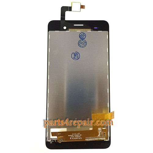 LCD Screen and Touch Screen Assembly for Wiko Lenny 3