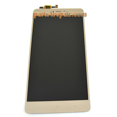 LCD Screen and Touch Screen Assembly for Xiaomi Mi 4s