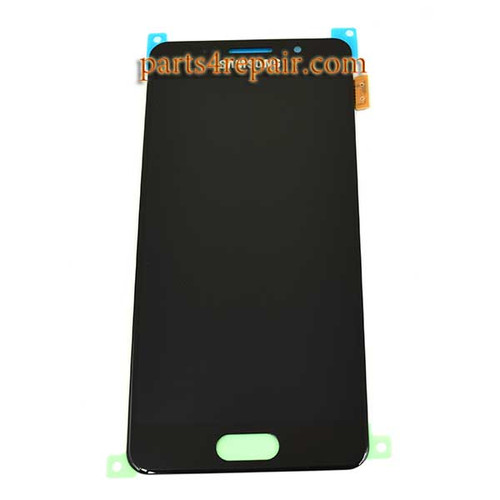 Complete Screen Assembly for Samsung Galaxy A3 (2016) -Black