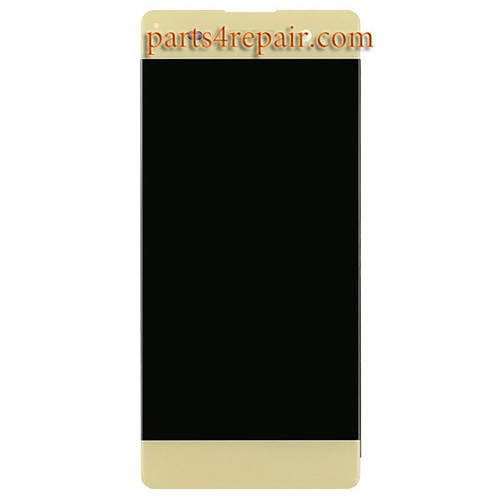 Complete Screen Assembly for Sony Xperia XA from www.parts4repair.com