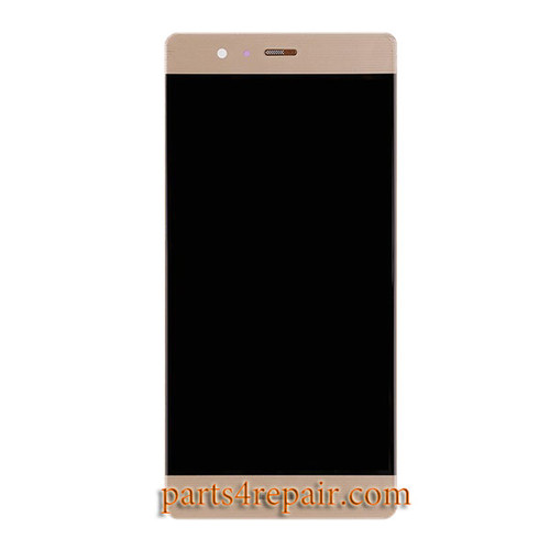 Complete Screen Assembly for Huawei P9 Plus -Gold